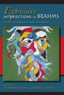 Pdf Expressive Intersections in Brahms