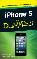 Iphone 'X' for Dummies, Pocket Edition