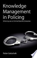 Knowledge Management in Policing Book