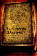 The Paranormal Dictionary