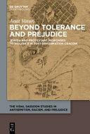 Beyond Tolerance and Prejudice