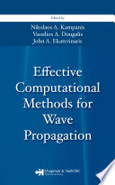 Effective Computational Methods For Wave Propagation Book PDF
