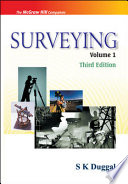 """Surveying I 3E"" by Duggal"