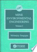 Mine Environmental Engineering