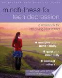Mindfulness for Teen Depression