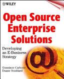 Open Source Enterprise Solutions Book