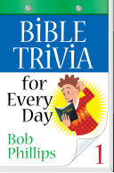 Bible Trivia for Every Day Pdf