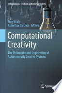 Computational Creativity Book