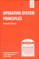 OPERATING SYSTEM PRINCIPLES  7TH ED