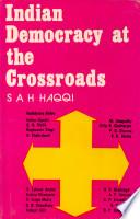 Indian Democracy at the Crossroads Pdf/ePub eBook