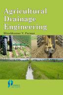 Agricultural Drainage Engineering [Pdf/ePub] eBook