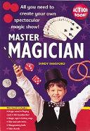 Master Magician Book
