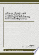 Advanced Information and Computer Technology in Engineering and Manufacturing  Environmental Engineering Book