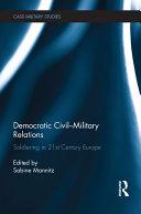 Democratic Civil-Military Relations [Pdf/ePub] eBook