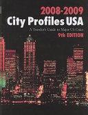 City Profiles USA 2008 2009