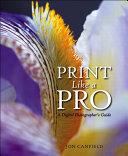 Print Like a Pro