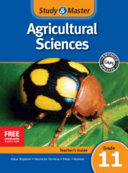 Books - Study & Master Agricultural Sciences Teachers Guide Grade 11 | ISBN 9781107608030