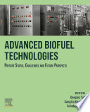 Advanced Biofuel Technologies