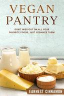 Vegan Pantry Book