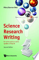 Science Research Writing For Native And Non Native Speakers Of English Second Edition