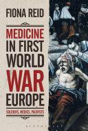 Pdf Medicine in First World War Europe Telecharger