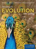 Strickberger's Evolution
