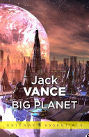 Pdf Big Planet