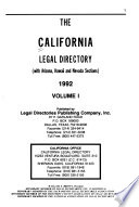 The California Legal Directory
