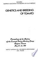 Genetics and breeding of tomato
