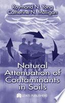 Natural Attenuation of Contaminants in Soils Book