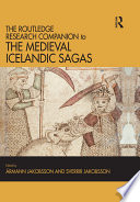 The Routledge Research Companion to the Medieval Icelandic Sagas Book PDF