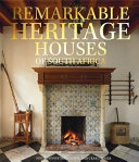 Remarkable Heritage Houses of South Africa Pdf/ePub eBook