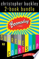 Christopher Buckley  2 Book Bundle