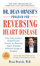 Dr. Dean Ornish's Program for Reversing Heart Disease Pdf/ePub eBook