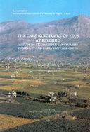 The Cave Sanctuary of Zeus at Psychro