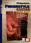 Fingerstyle Guitar Made Easy Bk/CD