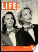 Mar 1, 1943