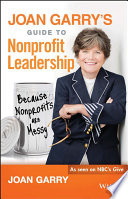 Joan Garry S Guide To Nonprofit Leadership PDF