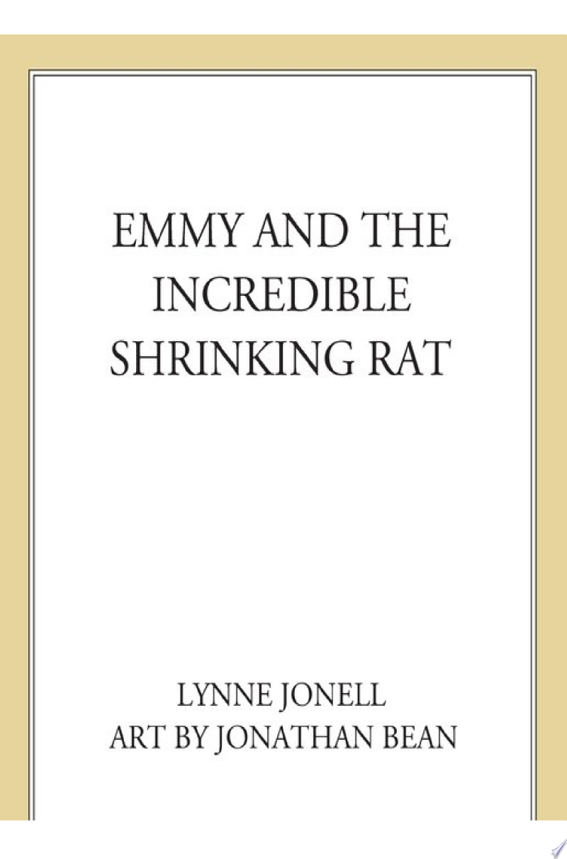 Emmy and the Incredible Shrinking Rat banner backdrop