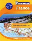 Michelin Atlas France