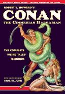 Robert E  Howard s Conan the Cimmerian Barbarian