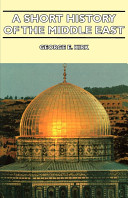 A Short History Of The Middle East Book PDF