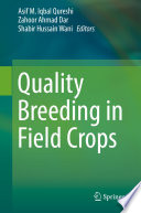 Quality Breeding In Field Crops Book PDF