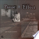 Pause   Effect Book PDF