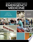 Guide to the Essentials in Emergency Medicine - with Corrections