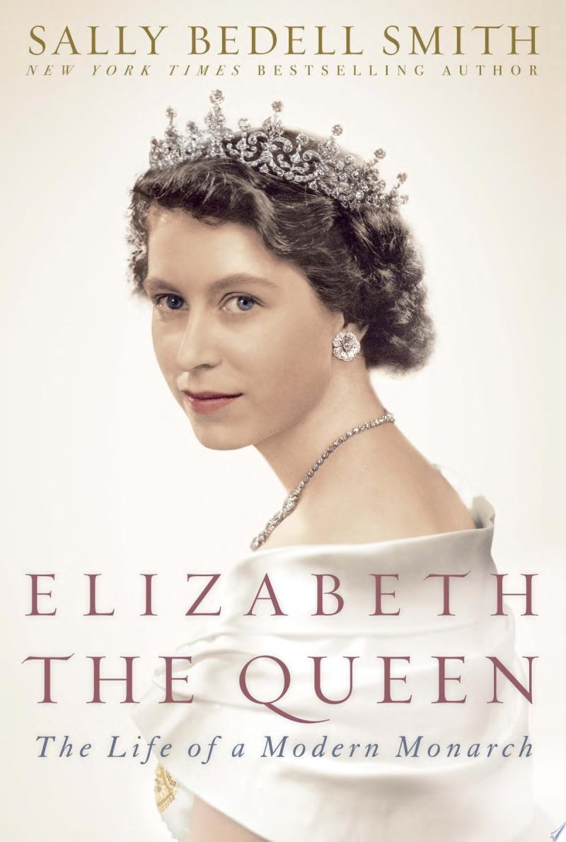 Elizabeth the Queen poster
