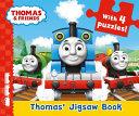 Thomas and Friends: Thomas' Jigsaw Book