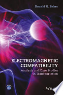 Electromagnetic Compatibility Book PDF