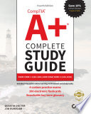 """CompTIA A+ Complete Study Guide: Exam Core 1 220-1001 and Exam Core 2 220-1002"" by Quentin Docter, Jon Buhagiar"