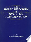 The World Directory of Diplomatic Representation